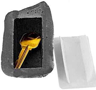 Piedra Camuflaje para Esconder LLaves Caja Fuerte Camuflada Jardín Escondite